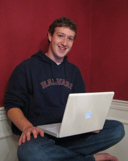 Mark Zuckerberg, Harvard 2005