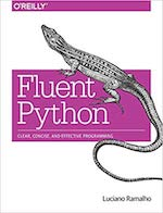 Fluent Python cover