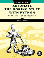 Automate the Boring Stuff With Python cover