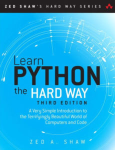 Learn Python the Hard Way cover