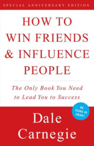 How to win friends and influence people cover