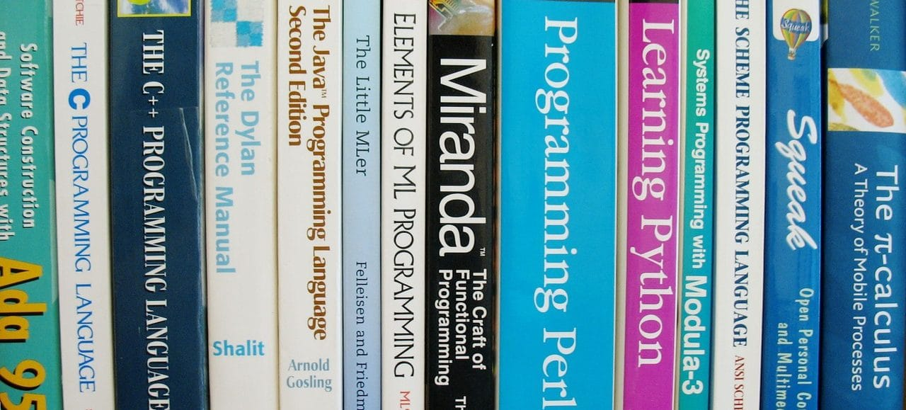 The 13 Best Programming Books For Software Developers - Self
