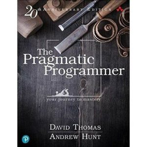 The Pragmatic Programmer cover