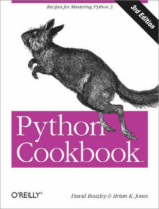 Python Cookbook cover