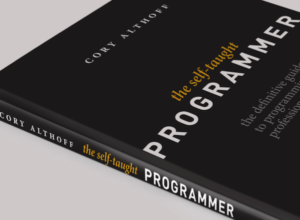 The Self-Taught Programmer Cover