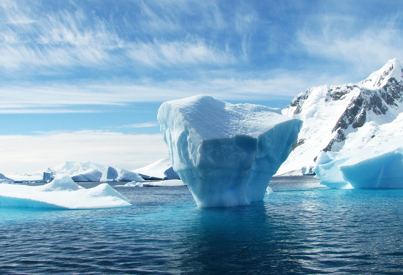 An iceberg is a metaphor that helps explain what is backend development