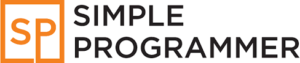 Simple Programmer Logo