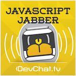 JavaScript Jabber programming podcast logo