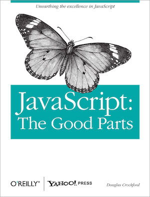 Cover for the book JavaScript The Good Parts