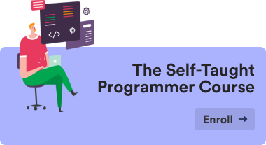 The Self-Taught Programmer Course