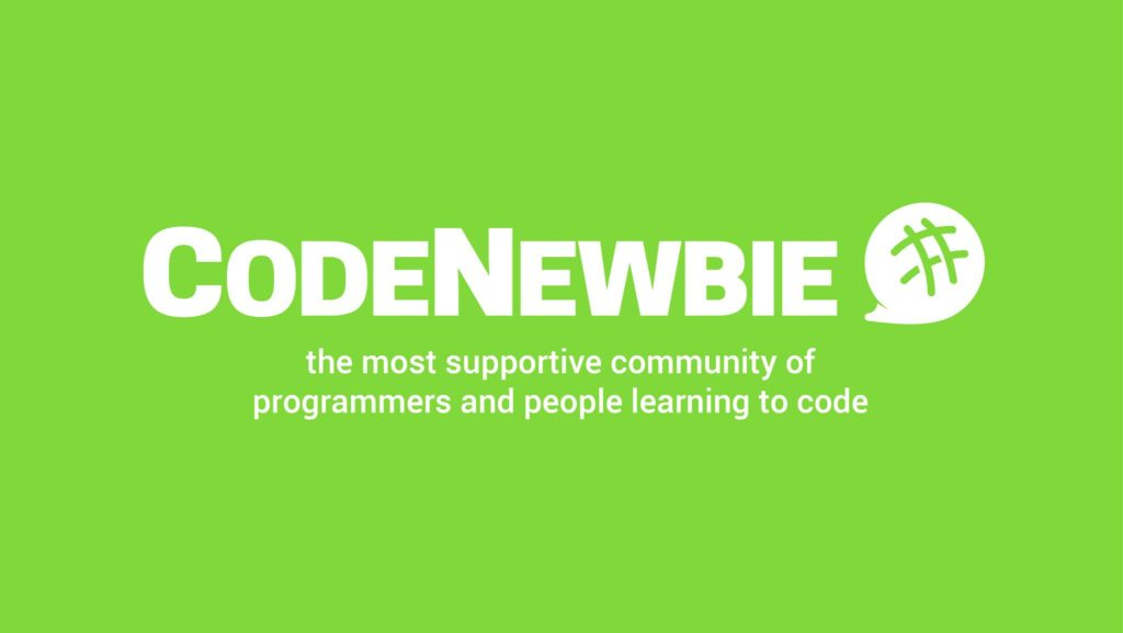 Code Newbie banner
