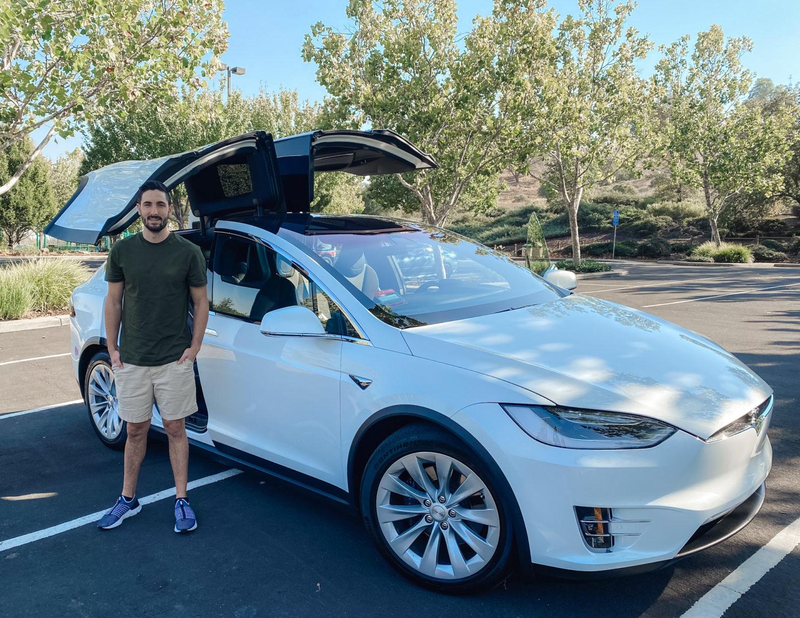 Cory Althoff Tesla